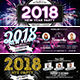New Year Facebook Cover Bundle