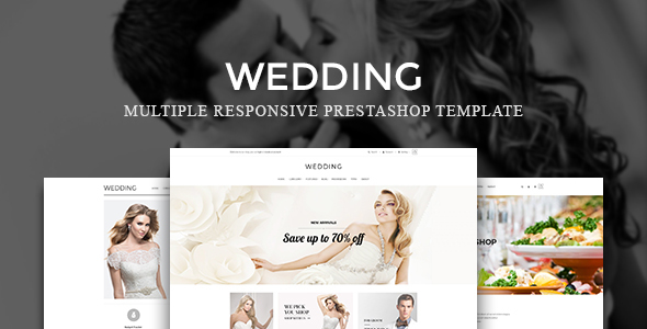 Leo Wedding Prestashop Theme