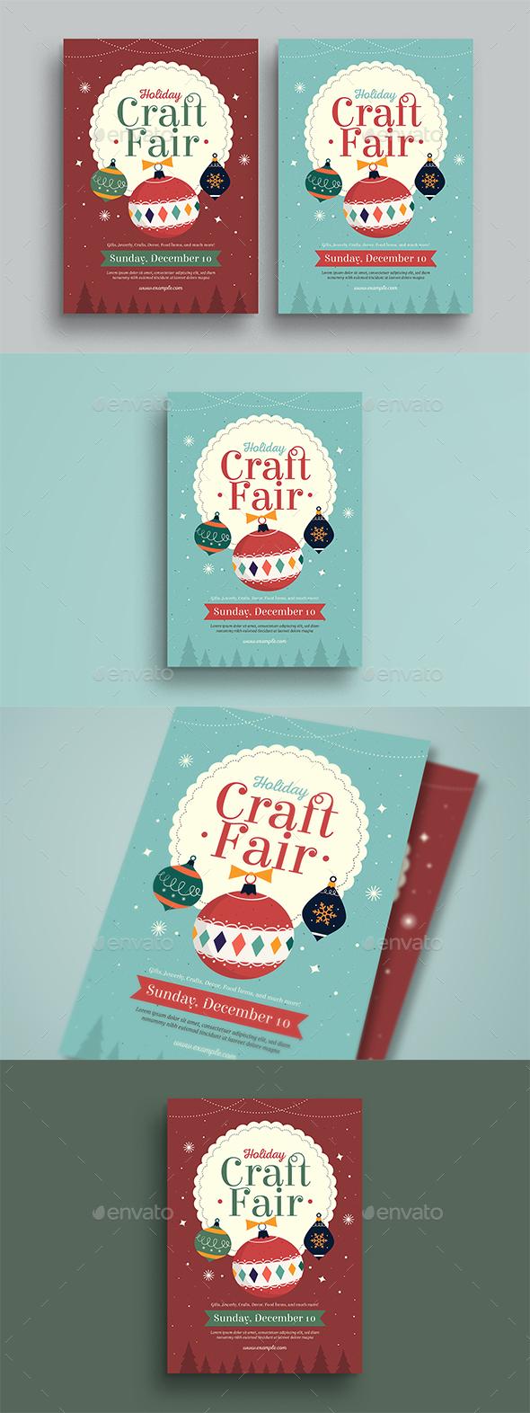 Holiday Christmas Craft Fair - Holidays Events