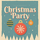 Christmas Event Party Flyer - GraphicRiver Item for Sale
