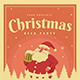 Christmas Beer Party Flyer - GraphicRiver Item for Sale