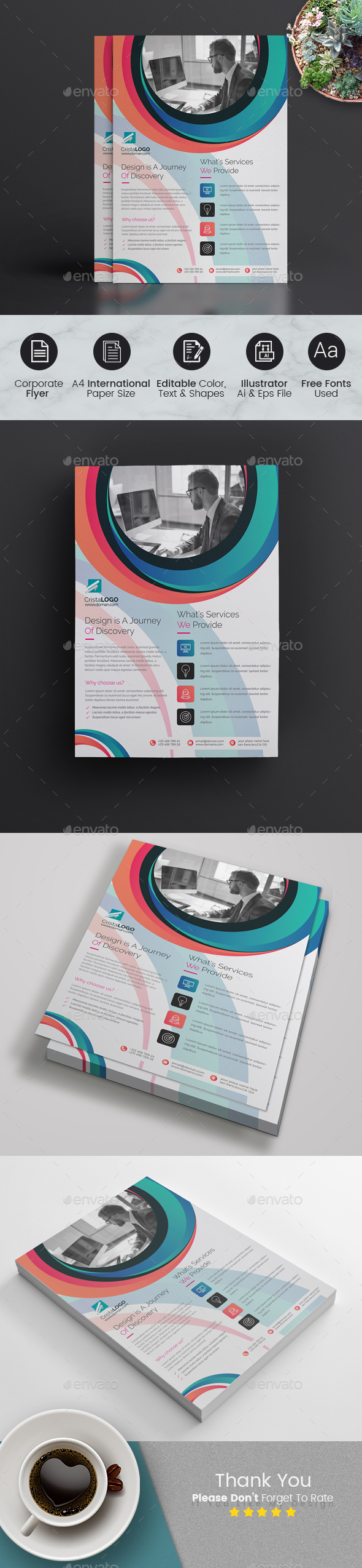 GraphicRiver Flyer Template 20962106