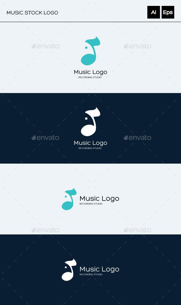 GraphicRiver Music Logo 20962141