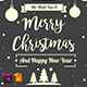 Christmas Card Vol. 4 - GraphicRiver Item for Sale