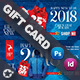 Christmas Gift Card Templates - GraphicRiver Item for Sale