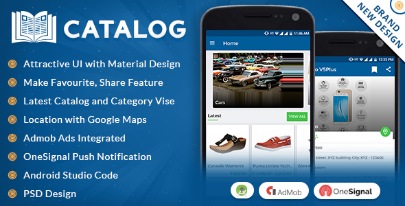 Catalog Apps - CodeCanyon Item for Sale