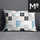 The Lumbar Pillow Cover Mock-up s Set