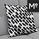 Square Pillow on Sofa Mock-ups Set - GraphicRiver Item for Sale
