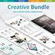 3 in 1 Creative Bundle Keynote Template