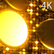 Elegant Golden Particles 18 - VideoHive Item for Sale