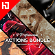 2017 Four In One 3 Actions Bundle - GraphicRiver Item for Sale