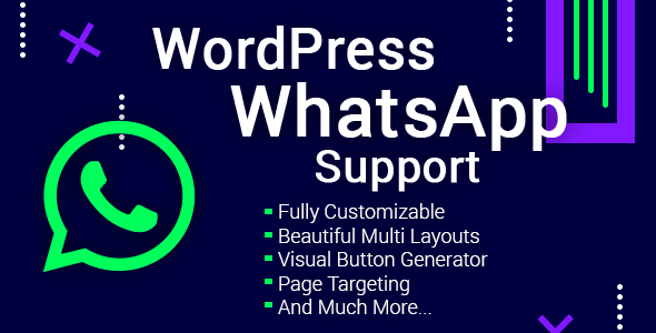 Download Source code              WordPress WhatsApp Support            nulled nulled version