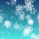 Soft Snowflakes BG - VideoHive Item for Sale