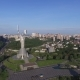 Aerial Drone Flight Footage: Motherland Mother in Kiev - VideoHive Item for Sale