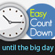 Easy Countdown - CodeCanyon Item for Sale