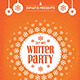 Winter Party flyer - GraphicRiver Item for Sale