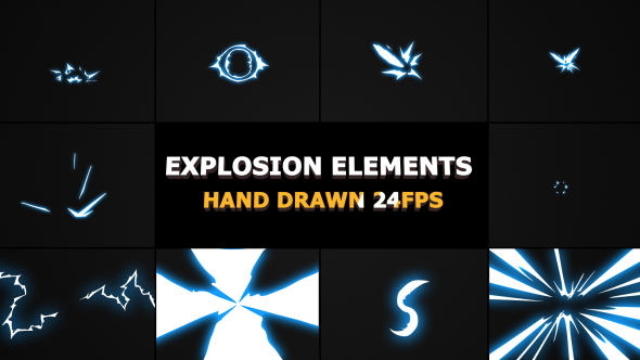 Flash FX Explosion Elements 20964714 - Free download