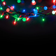 Christmas lights background - PhotoDune Item for Sale