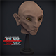 Mask_scary_man Full Edition with Textures - 3DOcean Item for Sale