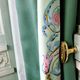 Curtain and doorknob - PhotoDune Item for Sale