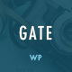 Gate - A Responsive WordPress Blog Theme - ThemeForest Item for Sale