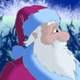 Santa Claus Blowing Cold Wind - VideoHive Item for Sale