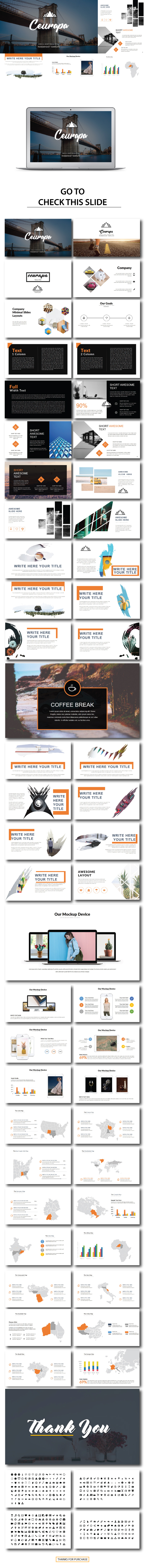 GraphicRiver Ceurapa Presentation Template 20966895