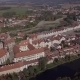 Aerial Old Town Telc, Czech Republic. Untouched LOG Format. - VideoHive Item for Sale