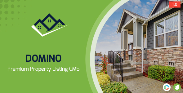 CodeCanyon Domino Real Estate Property Listing Cms 20967625