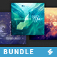Progressive Sound Collection 2 - CD Cover Artwork Templates Bundle - GraphicRiver Item for Sale