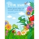 Vector Invitation Card with Insects. - GraphicRiver Item for Sale