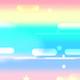 Cartoon Rainbow Night Sky 2 - VideoHive Item for Sale