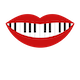 Piano and Strings Logo II