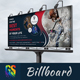 Billboard Dance Academy - GraphicRiver Item for Sale