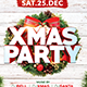 Xmas Party Flyer - GraphicRiver Item for Sale