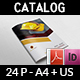Safety Tools Catalog Brochure Template - 24 Pages - GraphicRiver Item for Sale