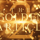 Golden Particles2 - VideoHive Item for Sale