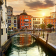 Venetian cityscape at sunrise - PhotoDune Item for Sale