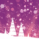Christmas Tree Snowflakes 3 - VideoHive Item for Sale