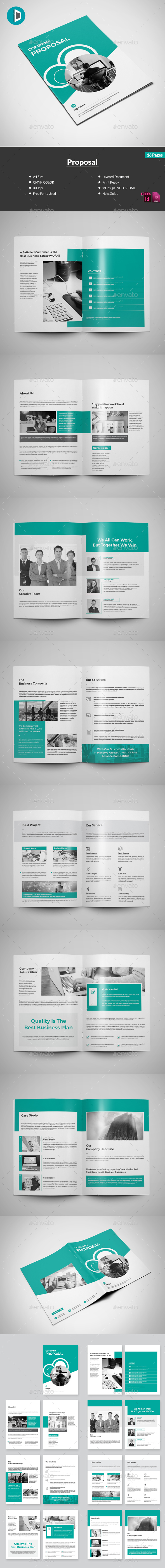 GraphicRiver Proposal 20968547