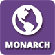 Monarch - Innovative WordPress Community Theme