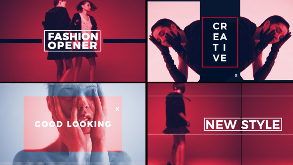 VideoHive Fashion Opener 20969677
