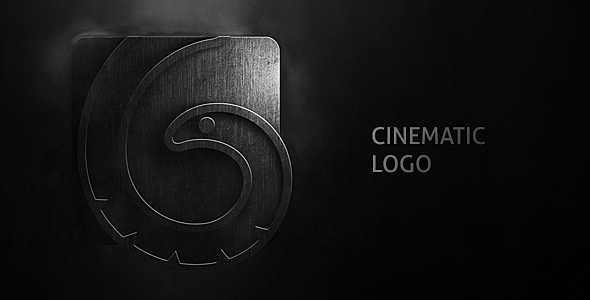 Videohive Cinematic Logo 20970154