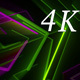 Glowing Cube 4k 04 - VideoHive Item for Sale