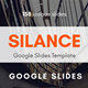 Silance Multipurpose Google Slides Template - GraphicRiver Item for Sale