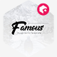 Famous - Creative Presentation - GraphicRiver Item for Sale