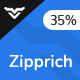 Zipprich - Web Hosting & WHMCS WordPress Theme - ThemeForest Item for Sale