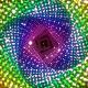 Colorful Vertigo Tunnel Loop Background - VideoHive Item for Sale