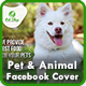 Pet Facebook Timeline Cover Template