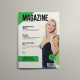 A5 Magazine Template - GraphicRiver Item for Sale